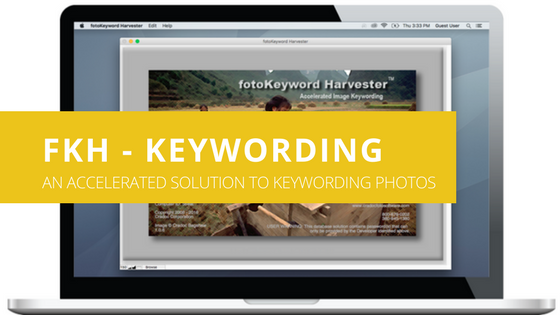 An Accelerated Solution to Keywording Photos