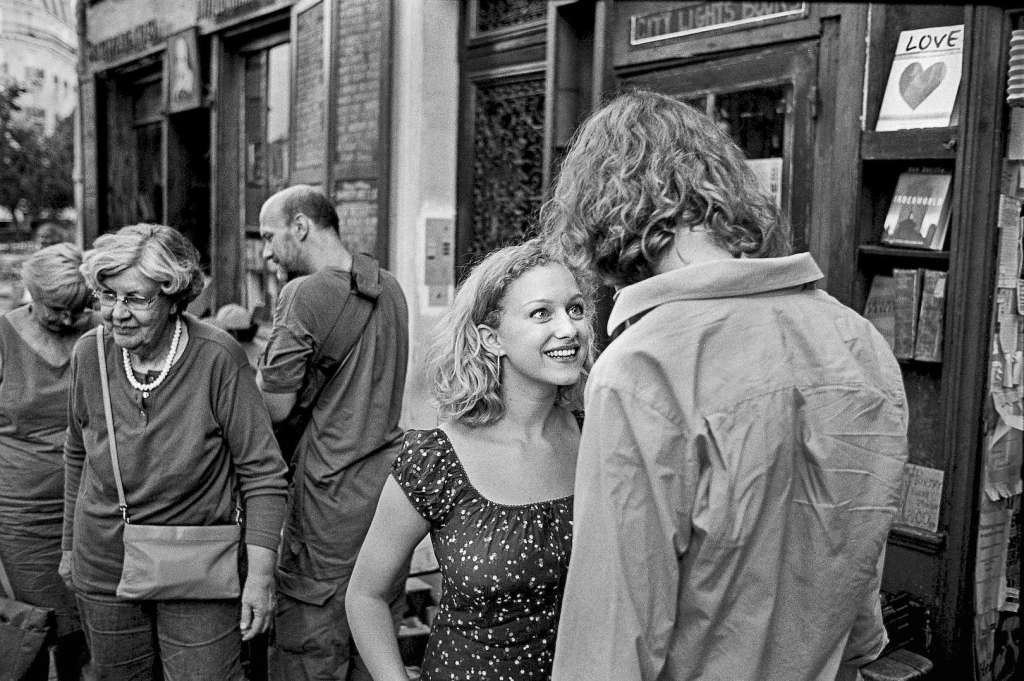 About Cradoc fotoSoftware - Sylvia Beach Whitman,Shakespeare & Co, Paris, France. © Cradoc Bagshaw